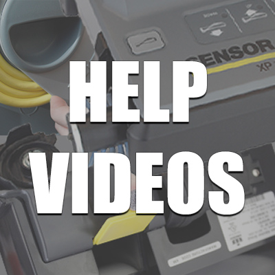 Windsor Karcher Help Videos